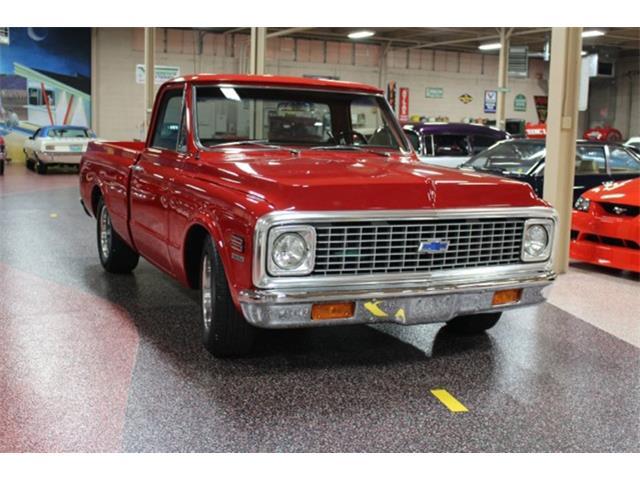 1972 Chevrolet C/K 10 | 905346