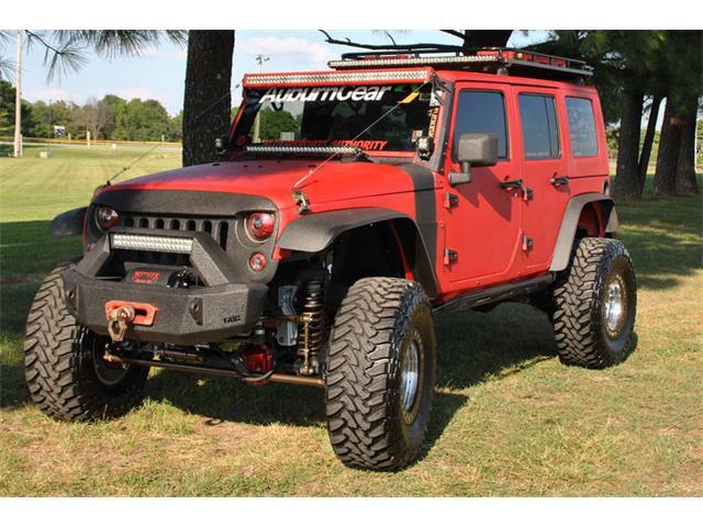 2008 Jeep Wrangler | 905348