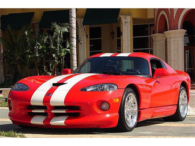 2002 Dodge Viper | 905350