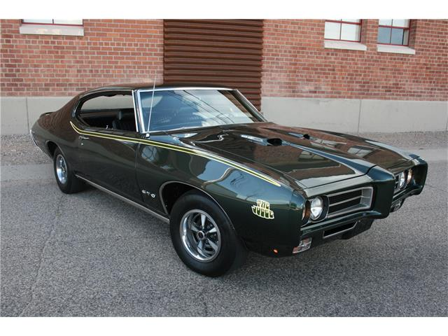 1969 Pontiac GTO (The Judge) | 905353