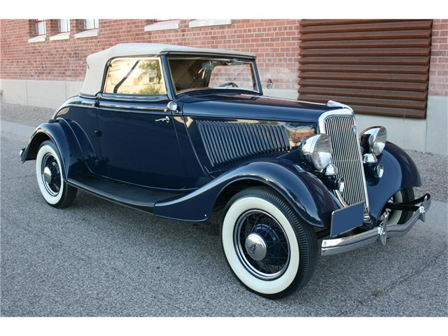 1934 Ford Deluxe | 905372