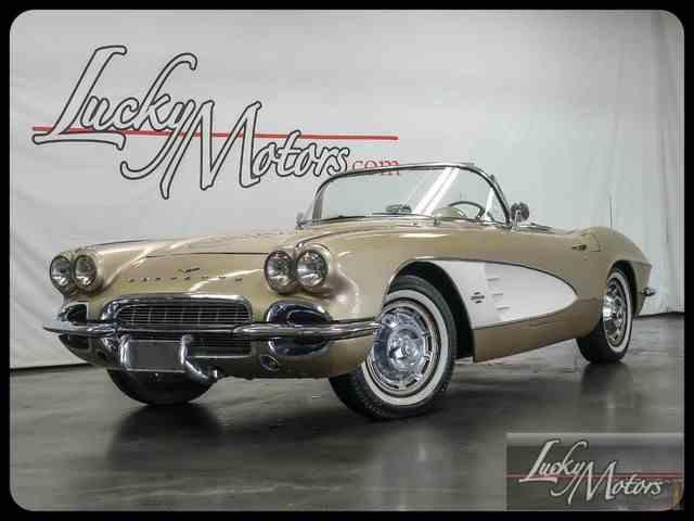 1961 Chevrolet Corvette | 905389