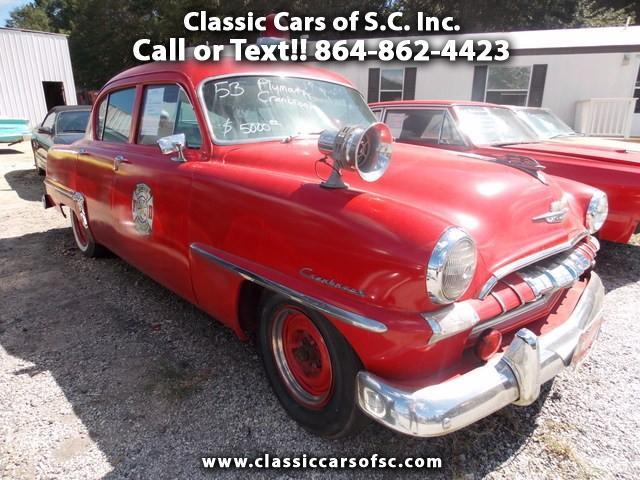 1953 Plymouth Cranbrook | 905390