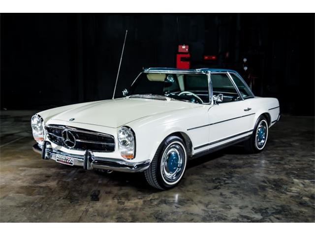 1967 mercedes benz 250sl for sale cc for Mercedes benz for sale nashville tn