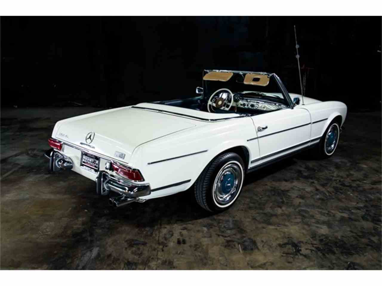 1967 mercedes benz 250sl for sale cc for Nashville mercedes benz used cars