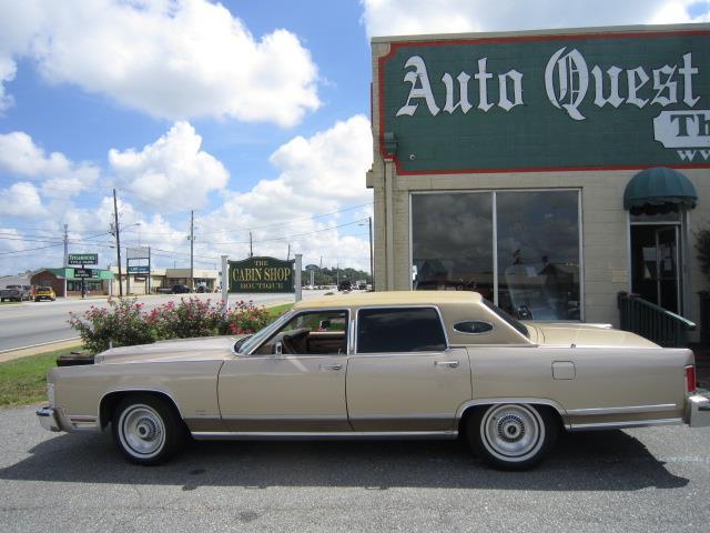 1979 Lincoln Continental | 905427