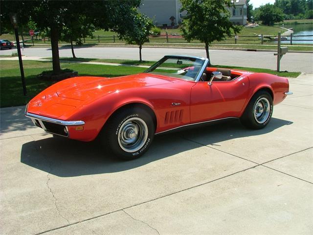 1969 Chevrolet Corvette | 900544