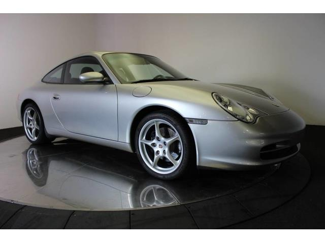 2002 Porsche 911 Carrera | 905441