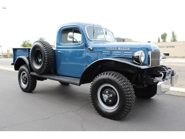 Dodge power wagon for sale in arizona autos post for Motorized wagon for sale