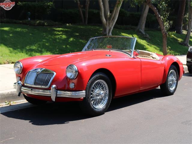1957 MG MGA | 905447