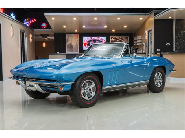 1966 Chevrolet Corvette Convertible 327/350 | 905462