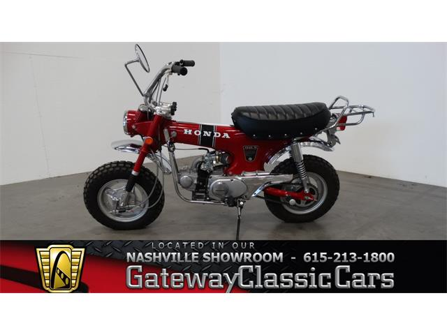1970 Honda Motorcycle | 905465