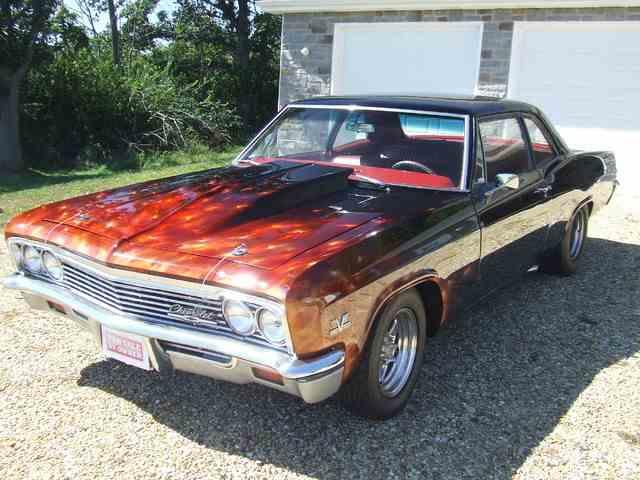 1966 Chevrolet Biscayne | 905475