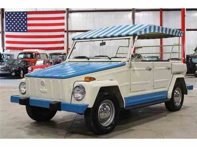 1974 Volkswagen Thing | 905491