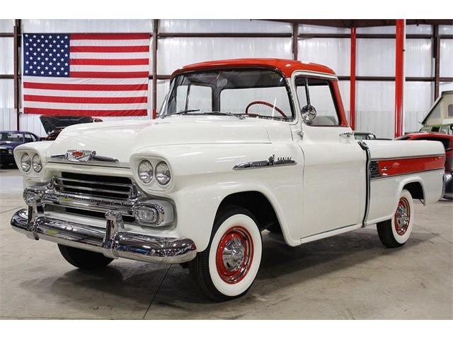 1958 Chevrolet Apache | 905492