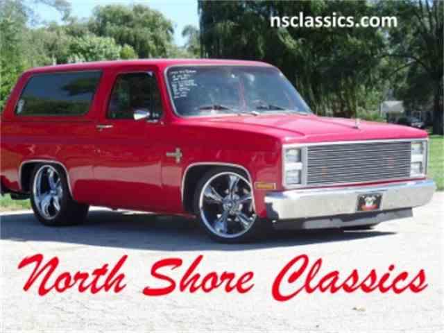 1982 Chevrolet Blazer | 905498