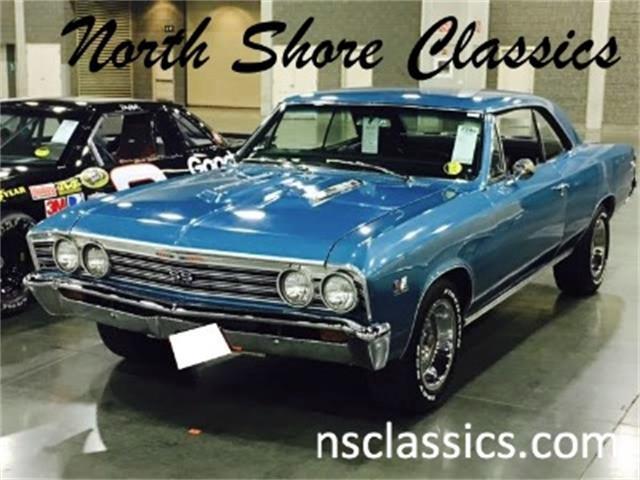 1967 Chevrolet Chevelle | 905500