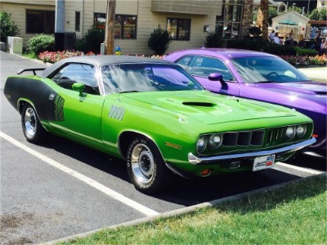 1971 Plymouth Cuda | 905501