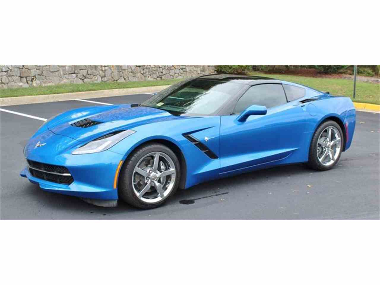 Large Picture of '14 Corvette - JEOZ