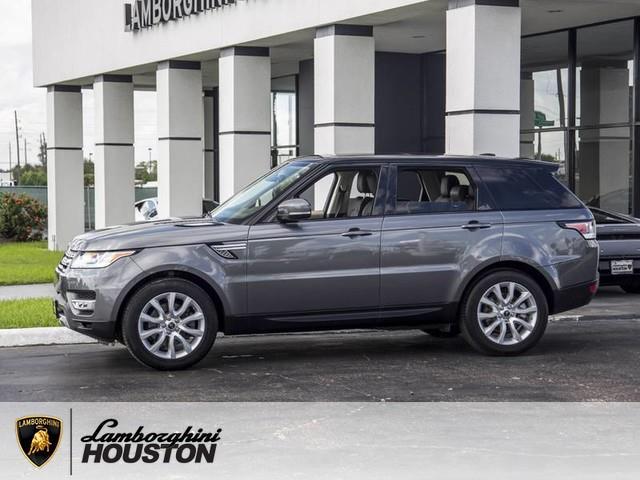 2014 Land Rover Range Rover Sport | 905512