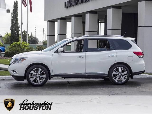 2014 Nissan Pathfinder | 905513