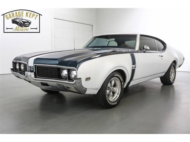 1969 Oldsmobile Cutlass | 905523