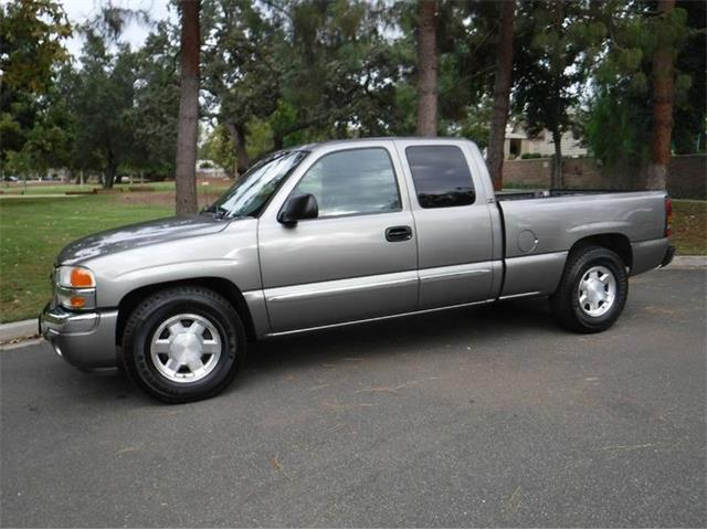 2007 GMC Sierra | 905529