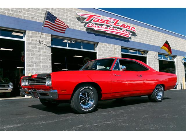 1969 Plymouth Road Runner | 905535