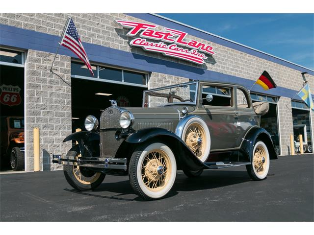 1931 Ford Model A | 905539