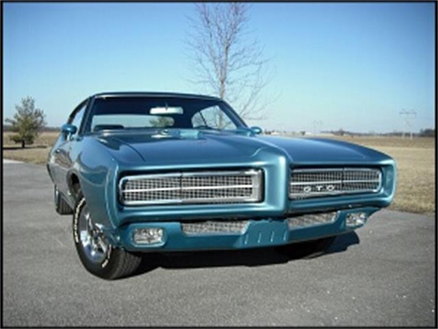 1969 Pontiac GTO | 905549