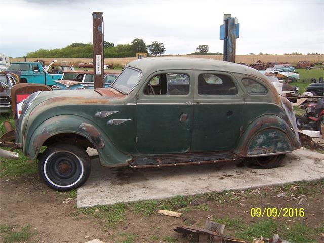 1936 DeSoto 4-Dr Sedan | 905562