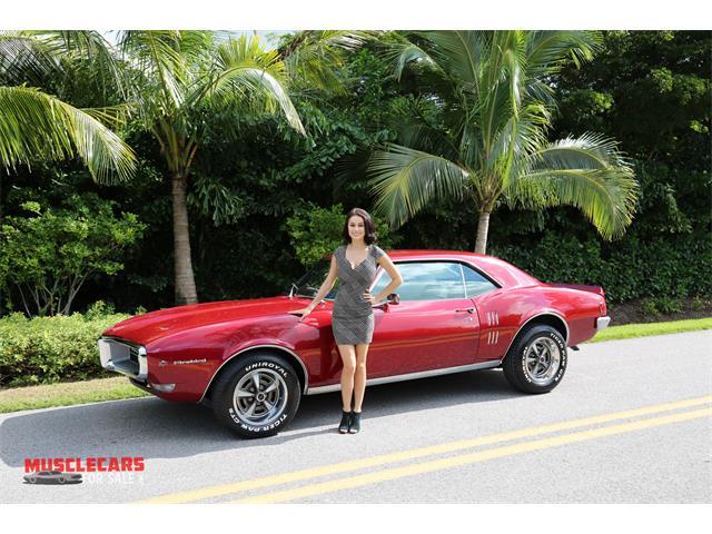 1968 Pontiac Firebird | 905574