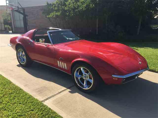 1969 Chevrolet Corvette | 905579