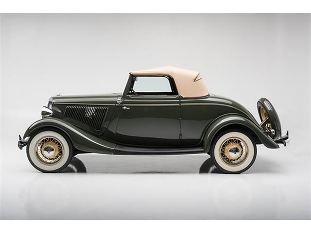 1934 Ford Model 40 | 905586