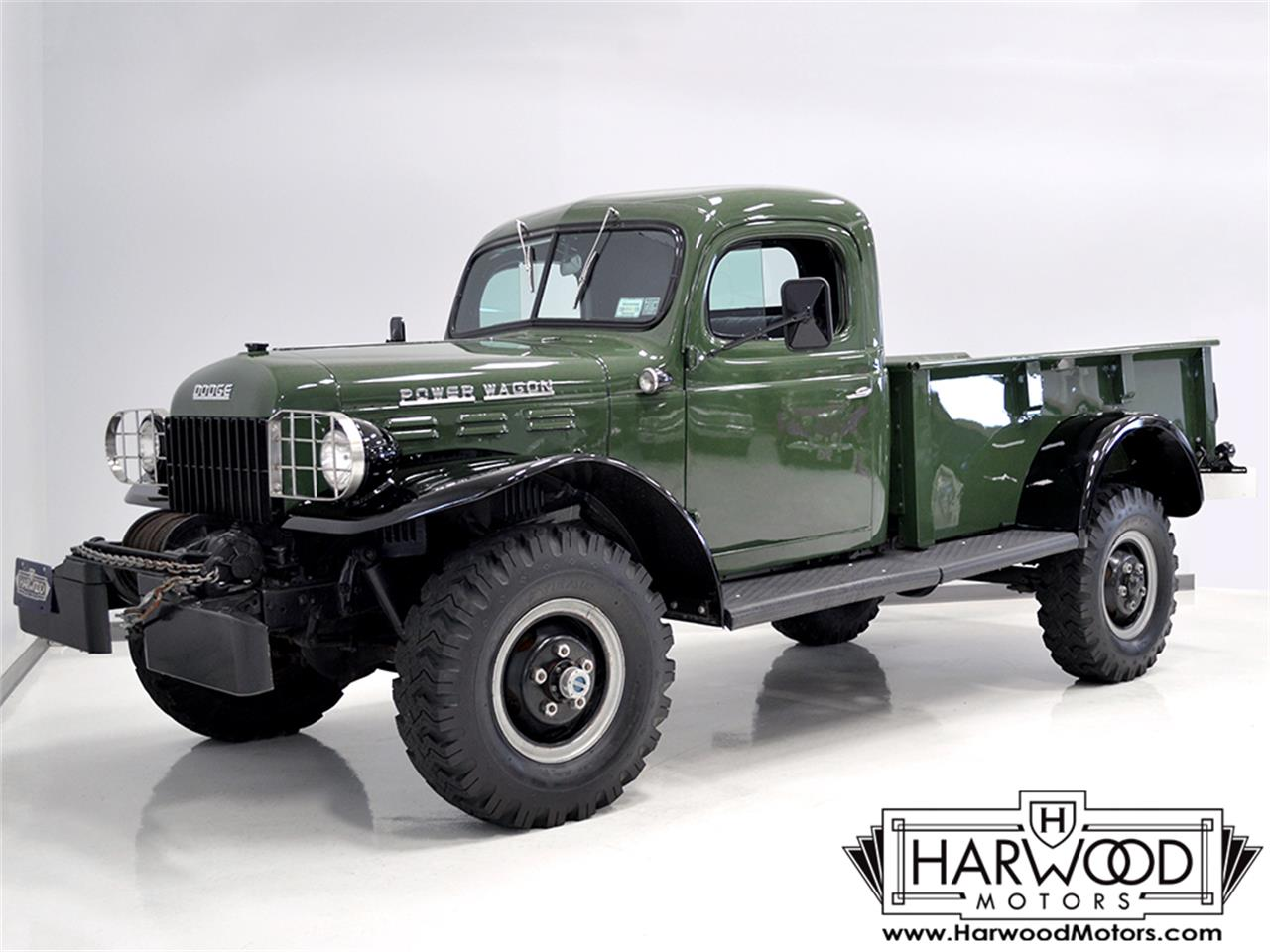 1947 dodge power wagon for sale cc 905588 for Motorized wagon for sale