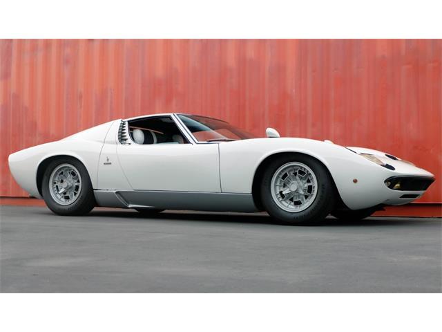 1971 Lamborghini Miura | 905605