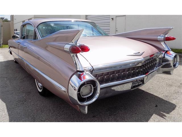 1959 Cadillac Series 62 | 905606