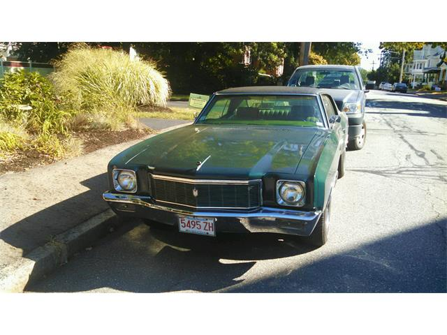 1971 Chevrolet Monte Carlo SS | 905608