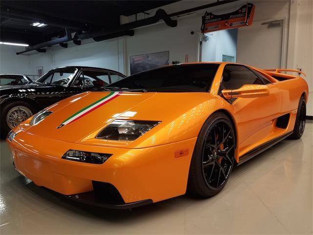 2001 Lamborghini Diablo | 905610