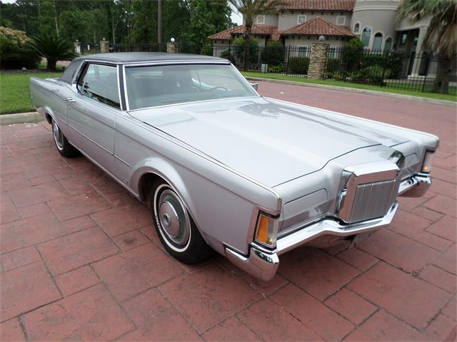 1971 lincoln continental mark iii for sale on classiccars. Black Bedroom Furniture Sets. Home Design Ideas