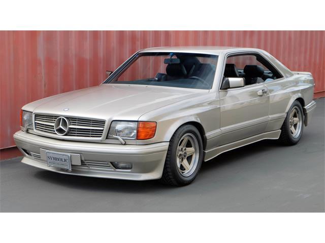 1989 Mercedes-Benz 560SEC AMG | 905613