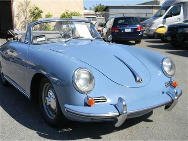 1960 Porsche 356B | 905618