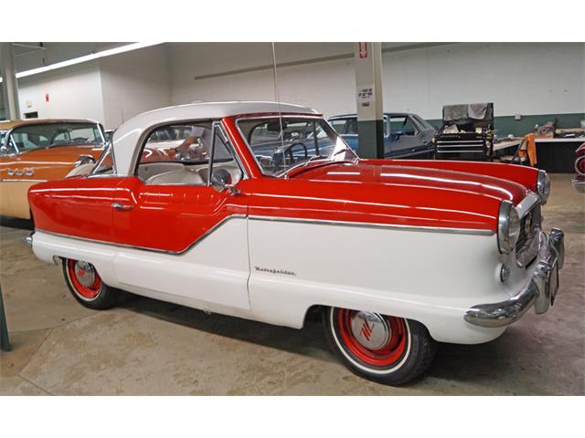 1959 AMC  Metropolitan | 905623
