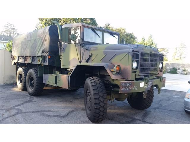 1990 Military Cargo Truck | 905634