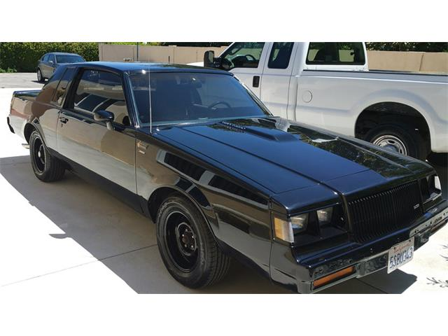 1987 Buick Grand National | 905639