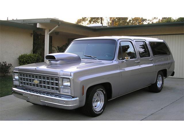 1980 Chevrolet Suburban | 905643