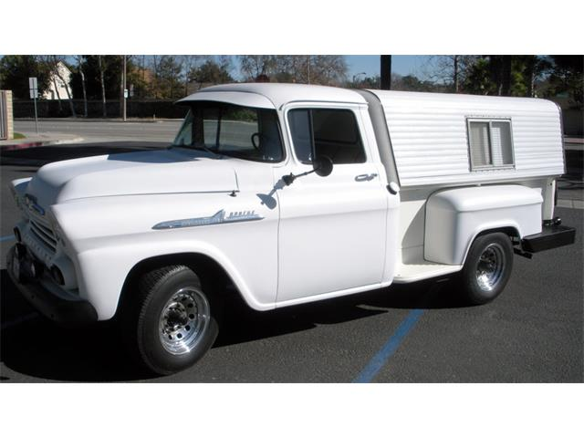 1958 Chevrolet Apache | 905644