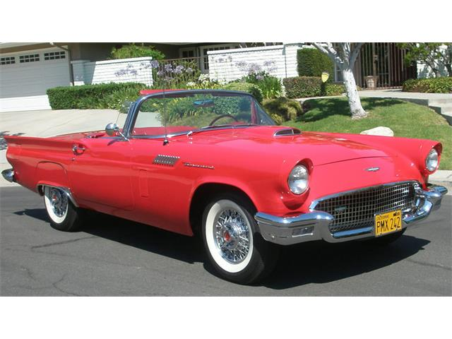 1957 Ford Thunderbird | 905648