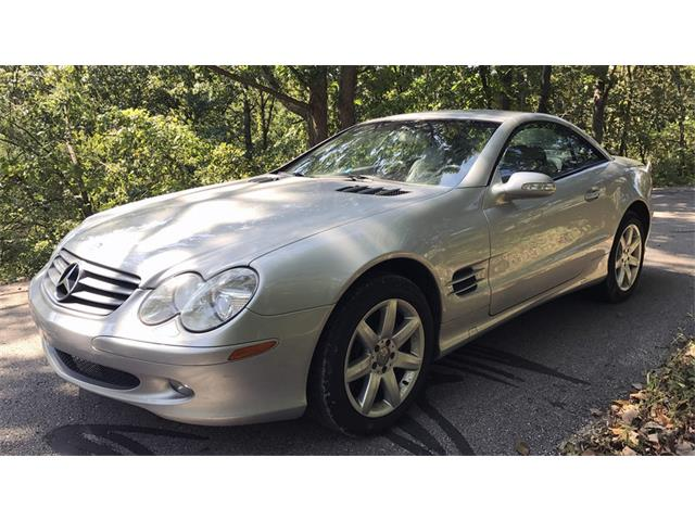 2003 Mercedes-Benz SL500 | 905655