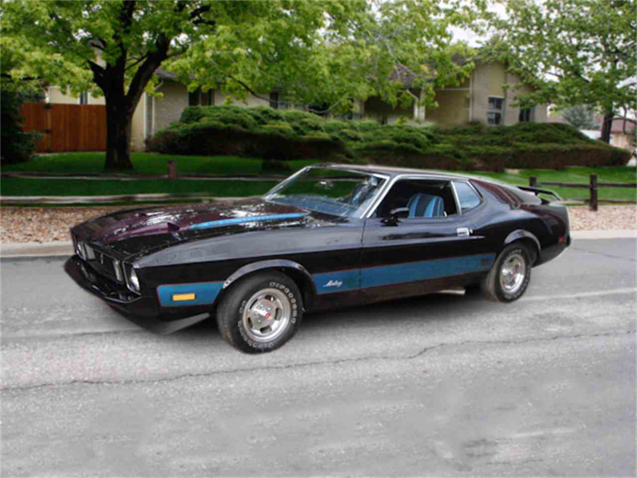 1973 Project Mustang For Sale.html | Autos Post